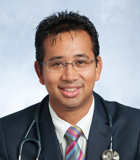 Dr Rohan Jagathesan